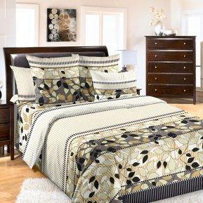 «Астор» двуспальное с европростыней постельное белье, Перкаль, Текс-Дизайн