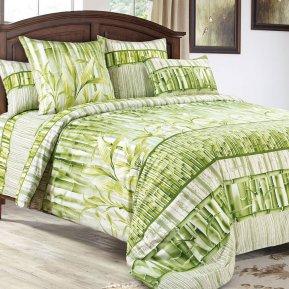 «Бамбук» двуспальное постельное белье, ПЕРКАЛЬ, Текс-Дизайн