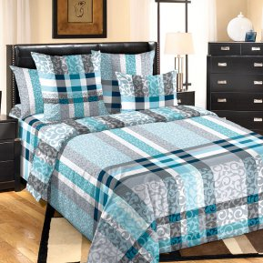 «Бруно №1» двуспальное постельное белье, ПЕРКАЛЬ, Текс-Дизайн