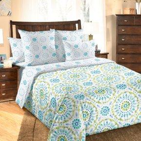 «Дели» двуспальное с европростыней постельное белье, Перкаль, Текс-Дизайн