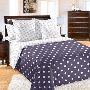 «Элис 10 баклажан» 1,5 - спальное постельное белье, Перкаль, Текс-Дизайн
