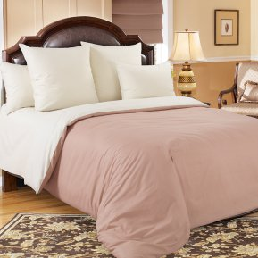 «Какао» 1,5 - спальное постельное белье, Перкаль, Текс-Дизайн