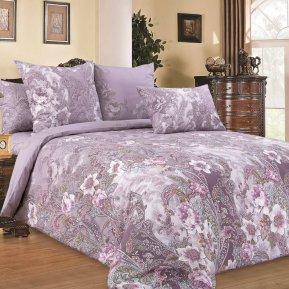 «Вальс» двуспальное с европростыней постельное белье, Перкаль, Текс-Дизайн