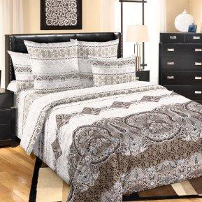 «Белла 1 кор.» двуспальное постельное белье, Перкаль, Текс-Дизайн