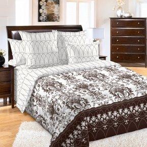 «Классик 1 кор» двуспальное с европростыней постельное белье, Перкаль, Текс-Дизайн