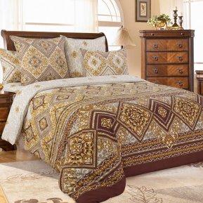 «Палаццо» двуспальное с европростыней постельное белье, Перкаль, Текс-Дизайн