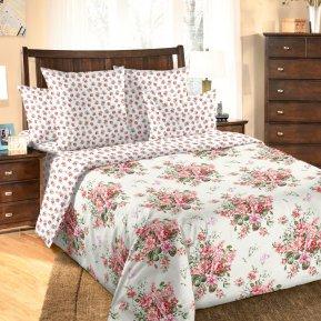 «Амели 2 зел.» двуспальное постельное белье, Перкаль, Текс-Дизайн