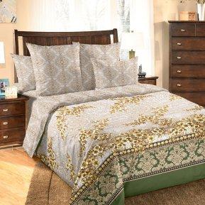 «Фреска» двуспальное постельное белье, ПЕРКАЛЬ, Текс-Дизайн