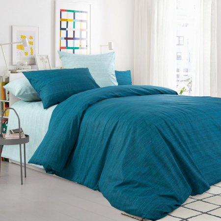 Постельное белье «Изумрудная зелень» 1,5 - спальное, Перкаль, Текс-Дизайн