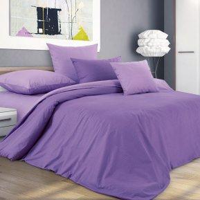 «Ежевичный смузи» двуспальное постельное белье, ПЕРКАЛЬ, Текс-Дизайн