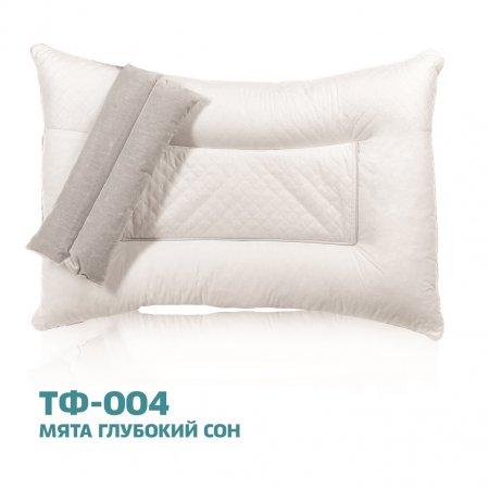 """Подушка """"ТФ-004"""" Мята глубокий сон 50х70, Goldtex"""