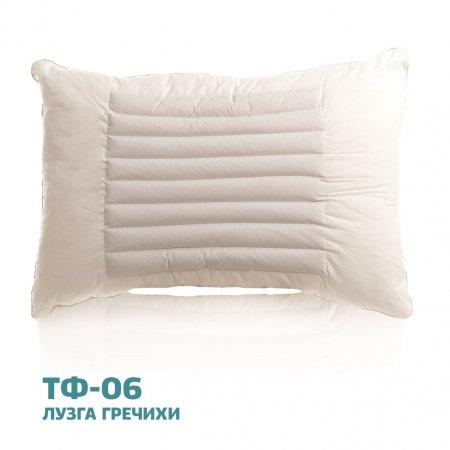 "Подушка ""ТФ-06"" Лузга гречихи 50х70, Goldtex"