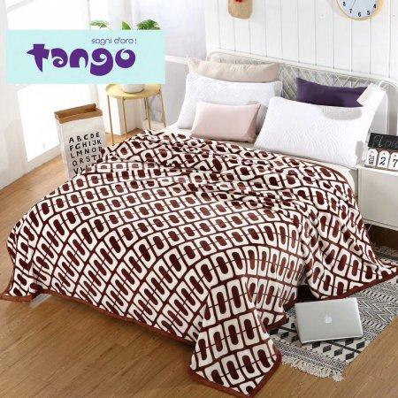 Плед «3014-281» 200х220, TANGO
