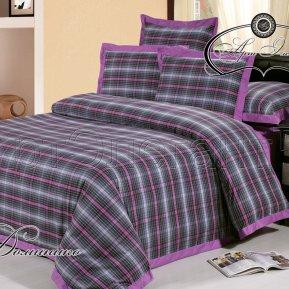 «Доминико» двуспальное с европростыней постельное белье, САТИН-Жаккард, Арт Дизайн