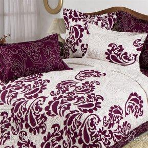 «Валенсия» семейное постельное белье, САТИН-Жаккард, Goldtex