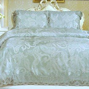 «TJ0600-23» ЕВРО постельное белье, САТИН-Жаккард, TANGO