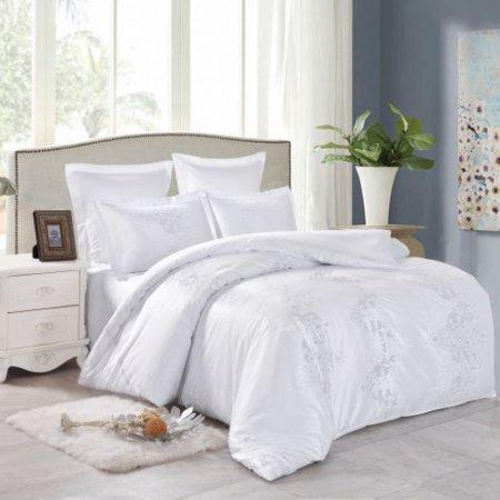 Постельное белье «JC-70-282» 1,5 - спальное, Сатин-Жаккард, Вальтери