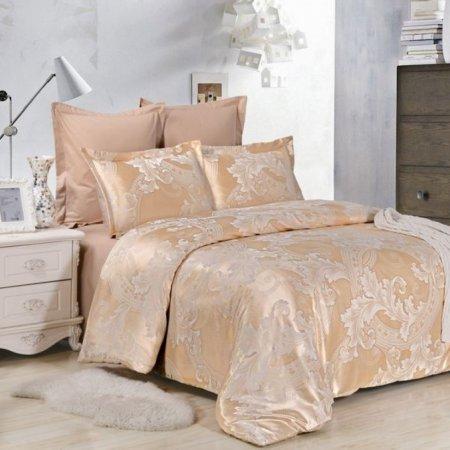 «JC-31-171» семейное постельное белье, Сатин-Жаккард, Вальтери