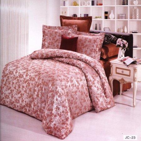 «JC-23-171» семейное постельное белье, Сатин-Жаккард, Вальтери