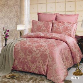 «JC-13-171» семейное постельное белье, Сатин-Жаккард, Вальтери