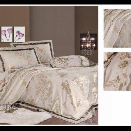 «220-60-171» семейное постельное белье, Сатин-Жаккард, Вальтери