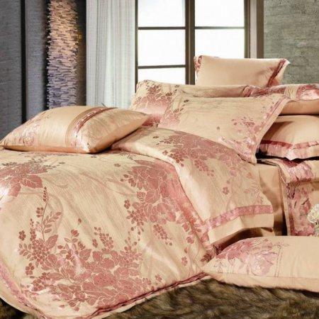 «220-54-171» семейное постельное белье, Сатин-Жаккард, Вальтери