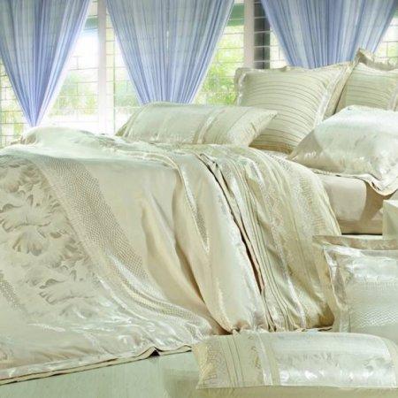 «220-51-171» семейное постельное белье, Сатин-Жаккард, Вальтери