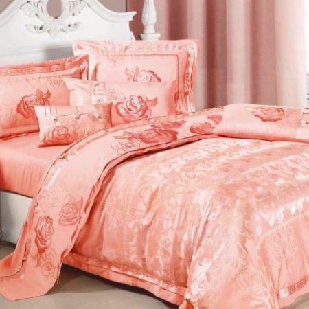 «220-48-171» семейное постельное белье, Сатин-Жаккард, Вальтери