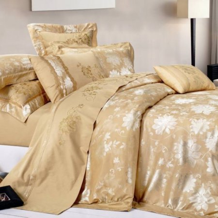 «220-49-171» семейное постельное белье, Сатин-Жаккард, Вальтери
