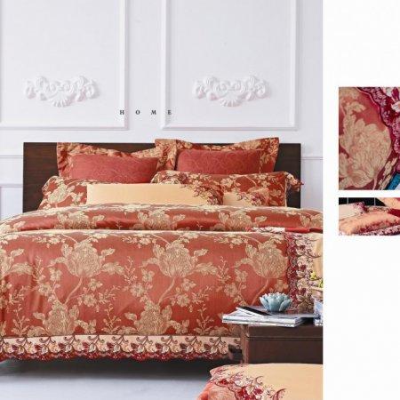 «220-92-171» семейное постельное белье, Сатин-Жаккард, Вальтери