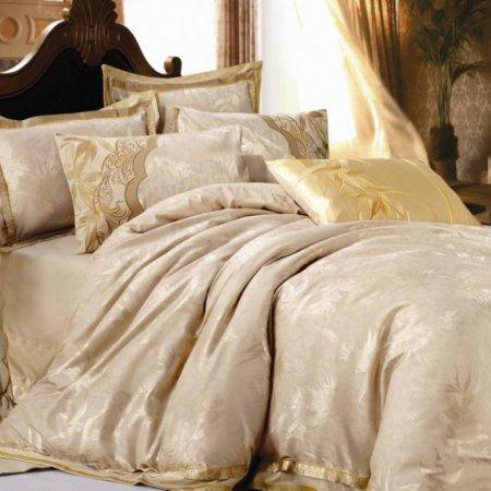«220-55-172» ЕВРО постельное белье, Сатин-Жаккард, Вальтери