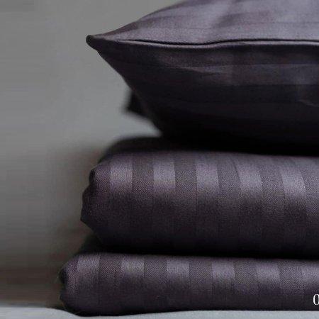 Постельное белье «15/004-SS» 1,5 - спальное, Сатин-страйп, Cleo