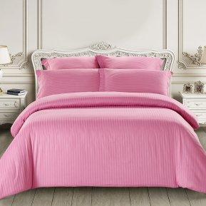«CST01-06» 1,5 - спальное постельное белье, Сатин-Страйп, TANGO