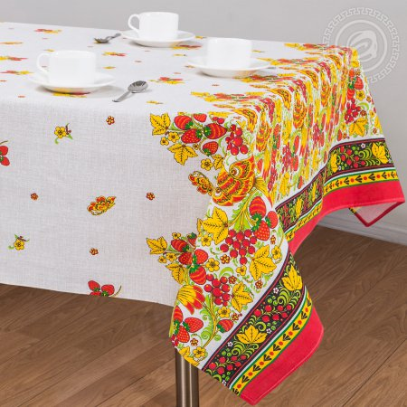 """Скатерть столовая """"Кадриль"""" ,120х145, Арт Дизайн"""