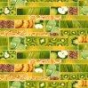 """Скатерть рогожка """"Тропический остров"""" 150х145, Текс-Дизайн"""