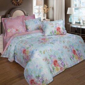 «Джессика» двуспальное + евро постельное белье, Тенсел, Арт Дизайн