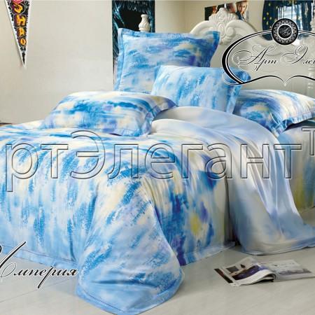Постельное белье «Империя» двуспальное с европростыней, Макосатин, Арт Дизайн