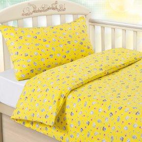 Котята №2 дет. кроватка на резинке