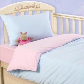 Постельное белье Воздушное пироженое дет. кроватка