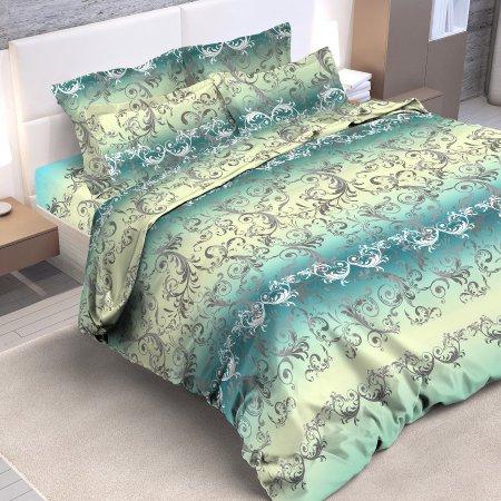 Постельное белье «15/394-B» 1,5 - спальное, Бязь, Cleo