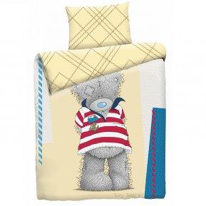 Постельное белье Teddy морячок 1,5