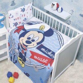 Микки Морячок дет. кроватка