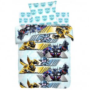 """Постельное белье Автоботы """"Transformers""""1,5"""