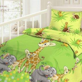 Джунгли дет. кроватка
