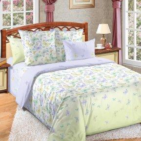 «Мон Амур» двуспальное с европростыней постельное белье, Бязь, Текс-Дизайн