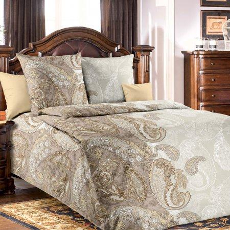 Постельное белье «Образ 1 беж.» 1,5 - спальное, Бязь, Текс-Дизайн