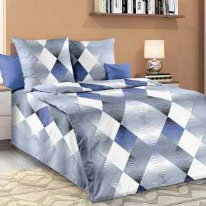 «Калейдоскоп» 1,5 - спальное постельное белье, Бязь, Текс-Дизайн