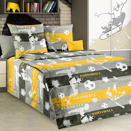 Постельное белье «Реванш» 1,5 - спальное, Бязь, Текс-Дизайн