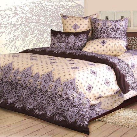 Постельное белье «Садко 1 кор.» двуспальное с европростыней, Бязь, Текс-Дизайн