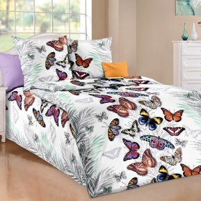 «Галатея 1» 1,5 - спальное постельное белье, Бязь, Текс-Дизайн